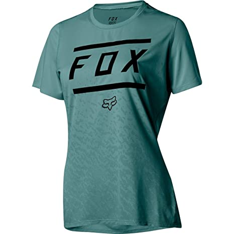 Image Unavailable. Image not available for. Color  Fox Racing Ripley Short-Sleeve  Jersey - Women s Bars Pine ... 76e761c92
