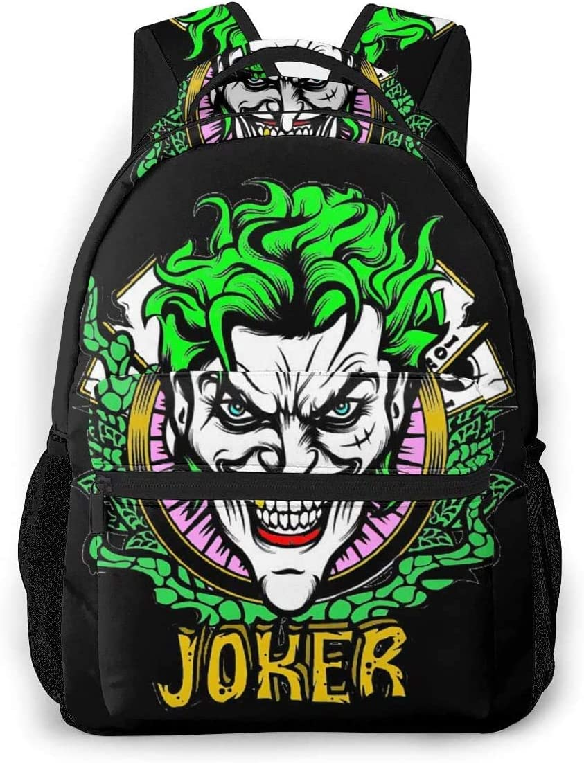 Hiking Backpack Joker Lightweight Bag Daypack Laptop Schoolbag