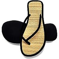 Chanclas de paja para hombre y mujer, cómodas, cálidas, para el verano, Flip Flops, modernas, zapatillas unisex para…