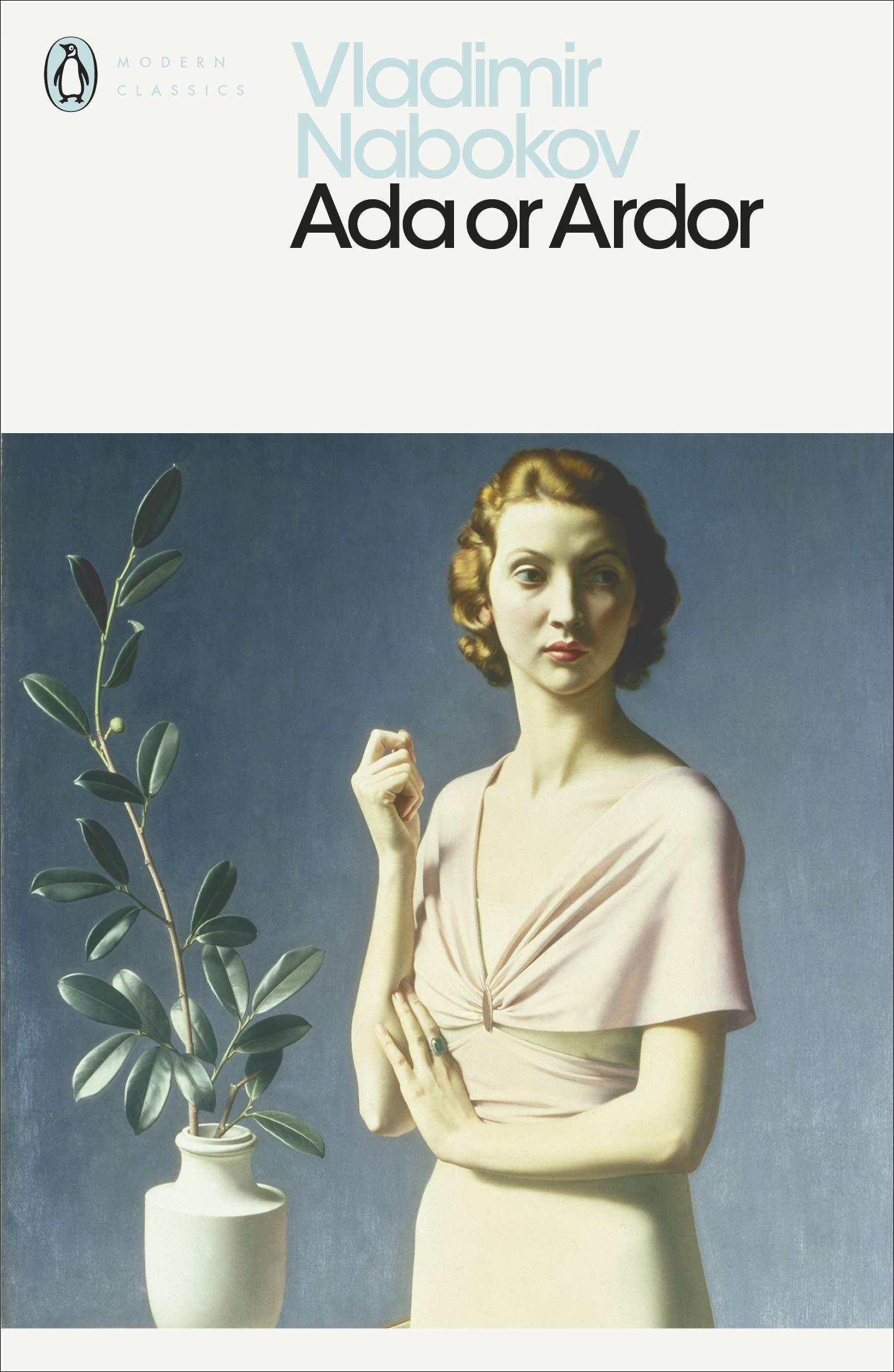 Ebook Ada Or Ardor A Family Chronicle By Vladimir Nabokov
