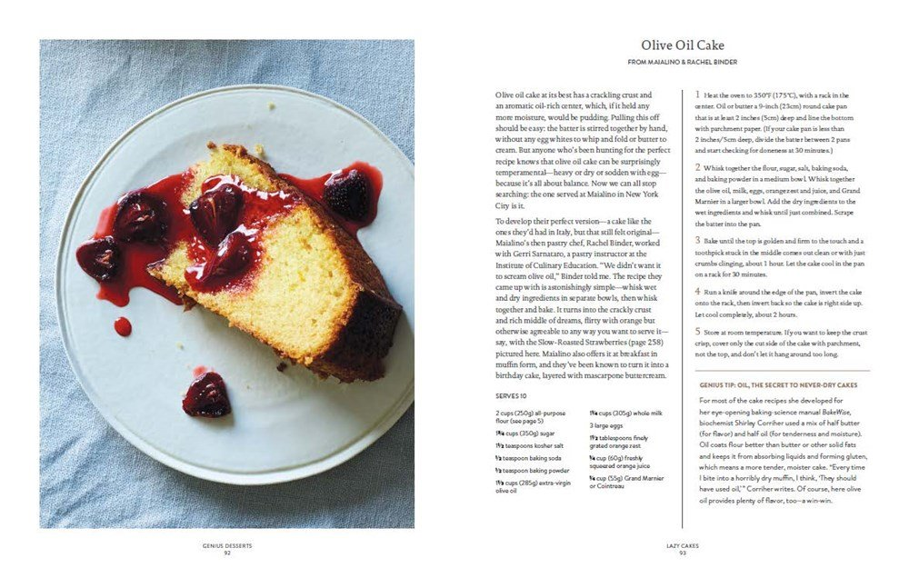 food52 genius desserts 100 recipes that will change the way you bake food52 works kristen miglore 9781524758981 amazon com books