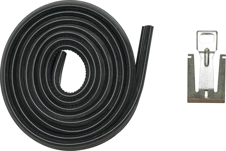 Dishwasher Door Seal Gasket & Strike For Whirlpool W10542314 AP5650274 PS5136129