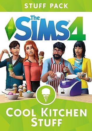 image cool kitchen. The Sims 4 - Cool Kitchen Stuff [PC Code Origin] Image