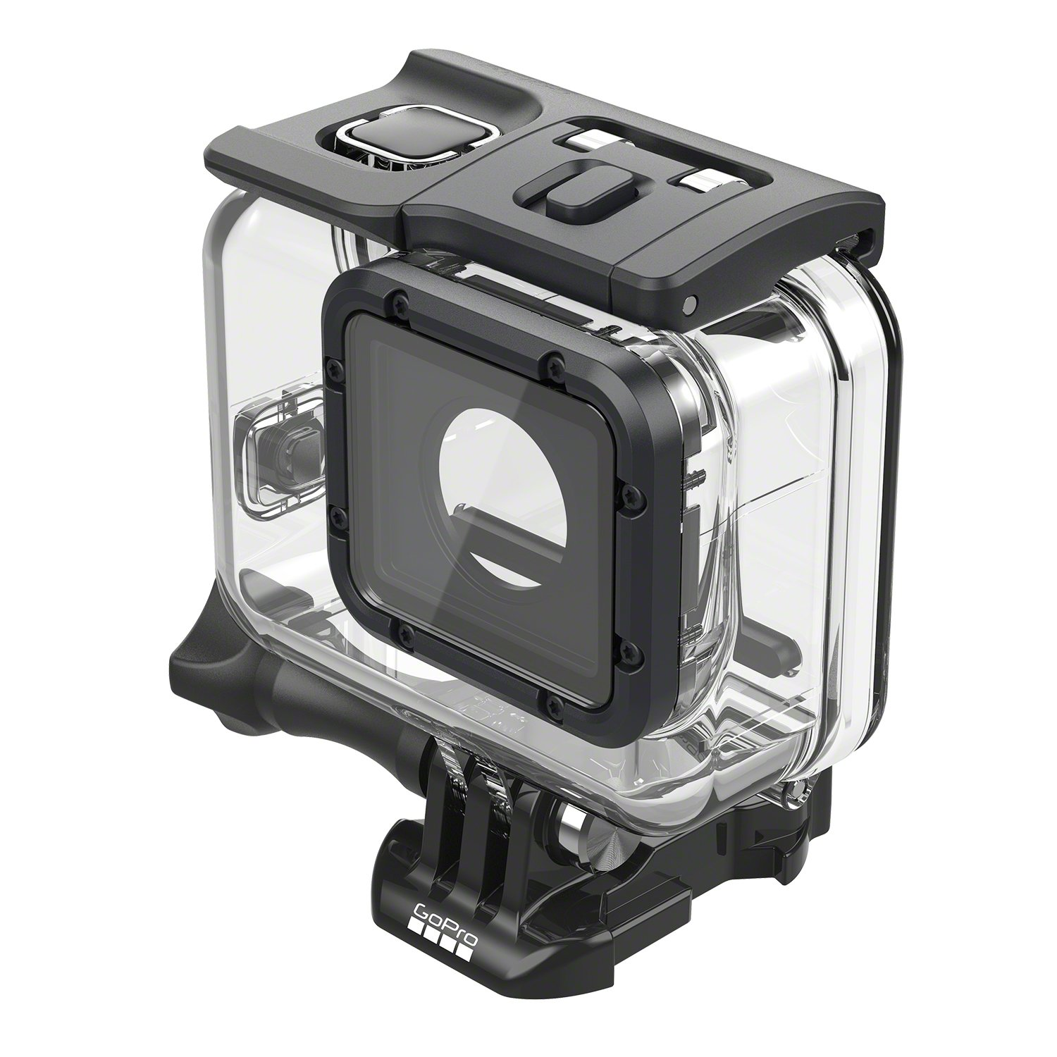 GoPro AADIV-001 Super Suit with Dive Housing for HERO7 /HERO6 /HERO5 , Clear, One Size