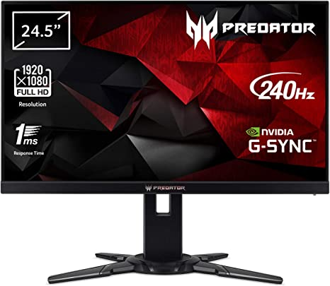Acer Predator XB252Q 24.5