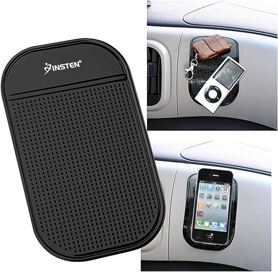 Anti-Slip Car Dash Sticky Gel Pad Non-Slip Universal Mount Holder Mat Washable