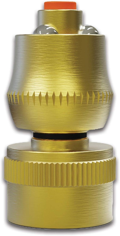 Titan Brass Garden Hose Jet Nozzle Super Shot Watering Sprayer 3-Pack