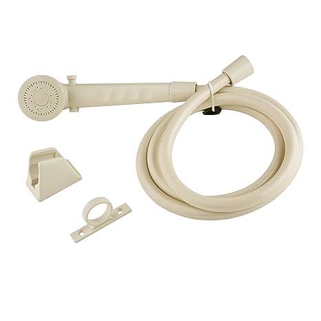 Amazon.com: Dura Faucet DF-SA130-BQ Modern RV Shower Faucet ...