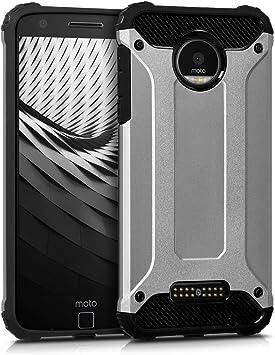 kwmobile Funda para Motorola Moto Z: Amazon.es: Electrónica
