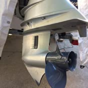 2003 to Present 60-70-90-115-140 HP 1999 to 2003 and Suzuki 90-115-140 HP Sierra International 35-SS680 Marine-Grade Stainless Steel Panther Safe-Skeg for Evinrude//Johnson 4-Stroke by Suzuki HP