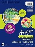 """Art1st Watercolor Paper, 140 lb, 9"""" x 12"""", 50 Sheets"""