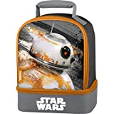 Disney Star Wars Episode 7 BB8 Dual Compartment Insulated Lunch Box