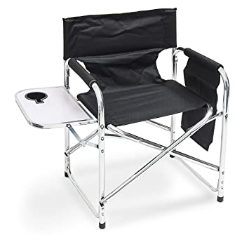Chaise Pliante De Camping Avec Table Inclinable Amazonca Sports Outdoors