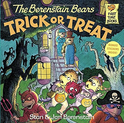 Halloween Book (The Berenstain Bears Trick or Treat (First Time Books))