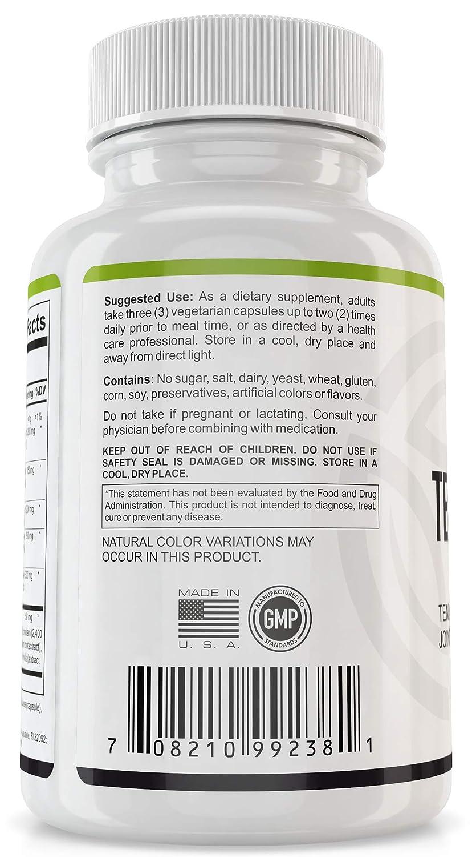 Amazon.com: Tendon Medic Nutrition Supplement | Natural ...