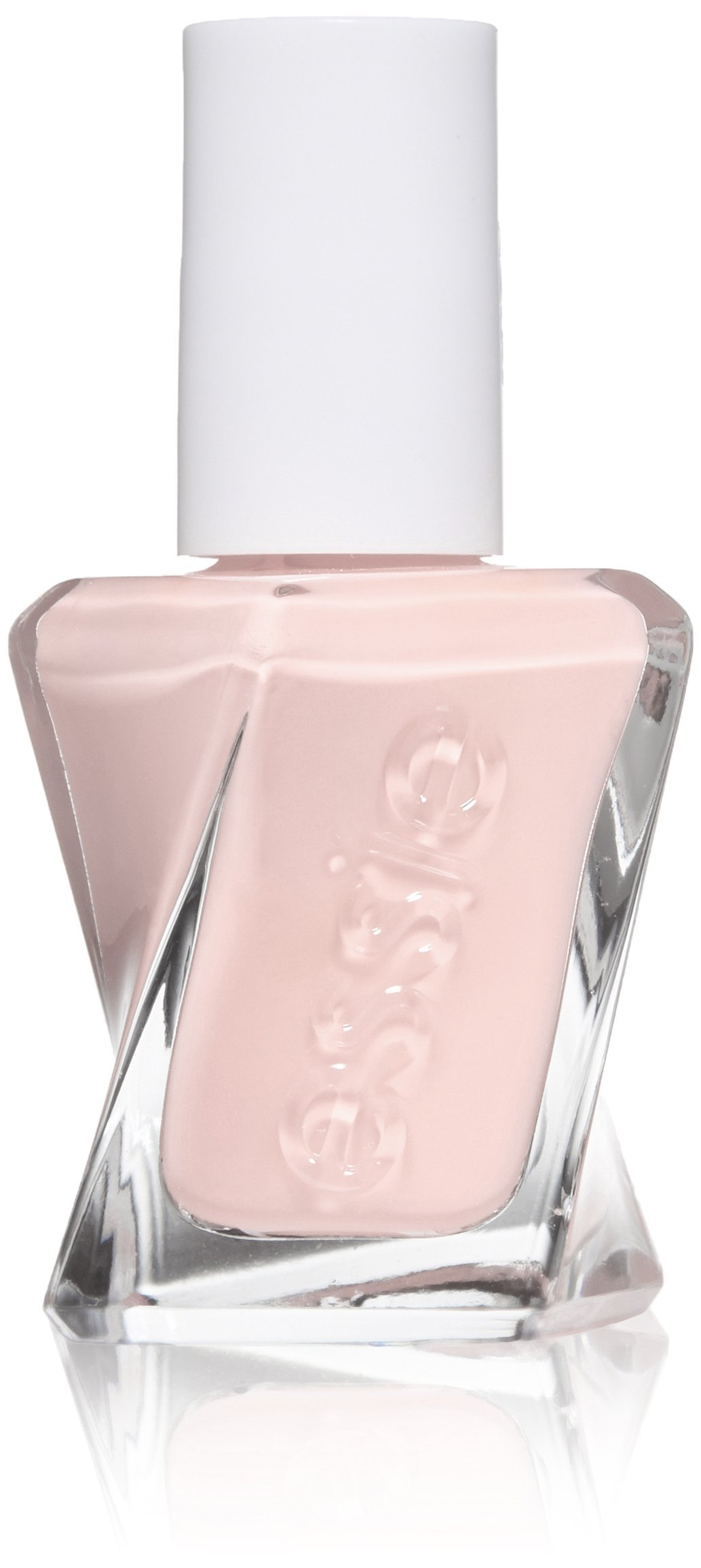 Amazon.com : essie gel couture nail polish, pre-show jitters, white ...