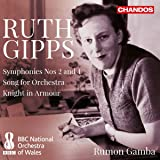 Gipps: Symphony No. 2 in B major [BBC National Orchestra of Wales; Rumon Gamba] [Chandos: CHAN 20078]