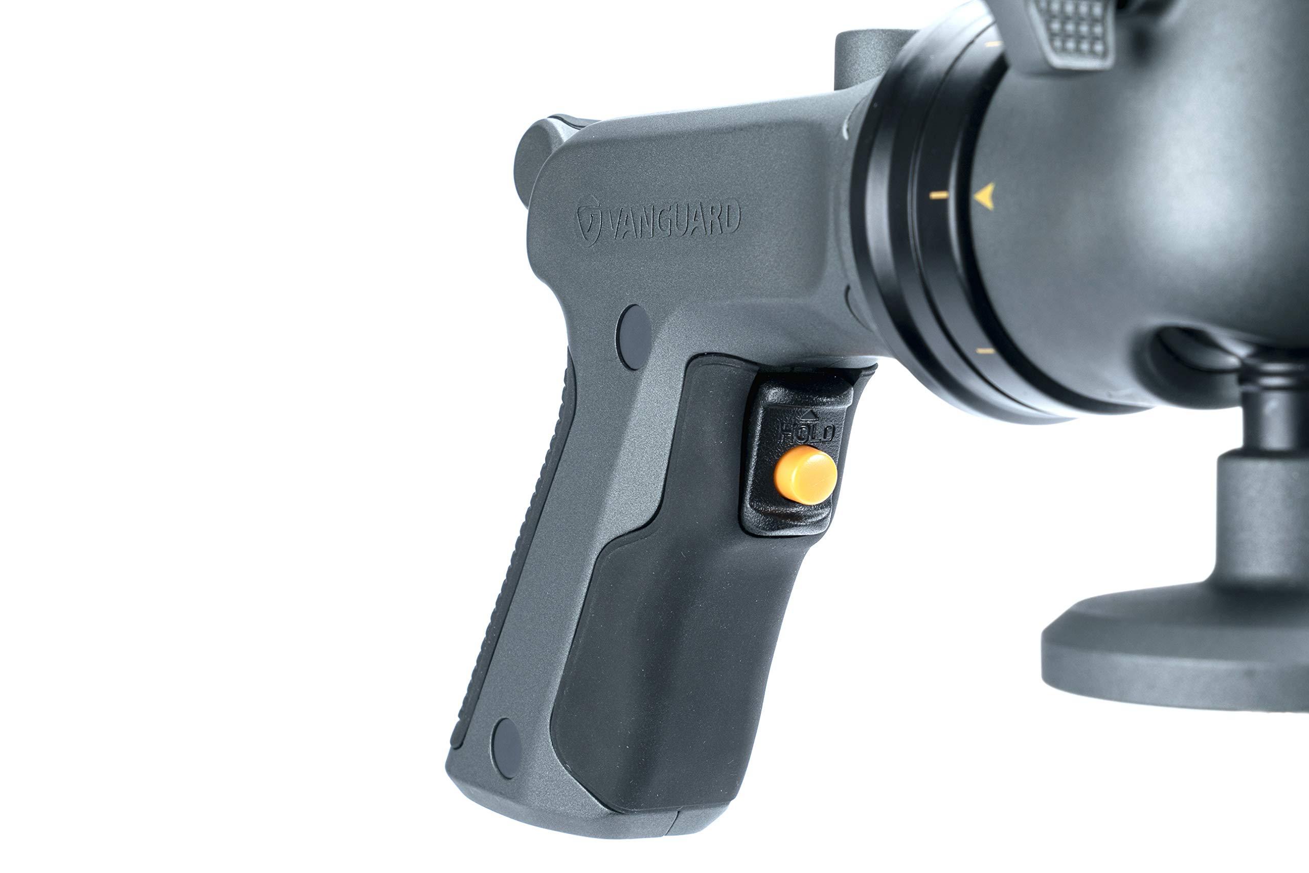 Vanguard ALTA Grip Tripod Head, Gray (ALTA GH-300T) by Vanguard (Image #6)