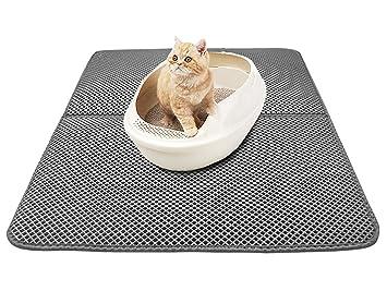 FishBabe - Esterilla para Gatos (Doble Capa, Goma EVA ...