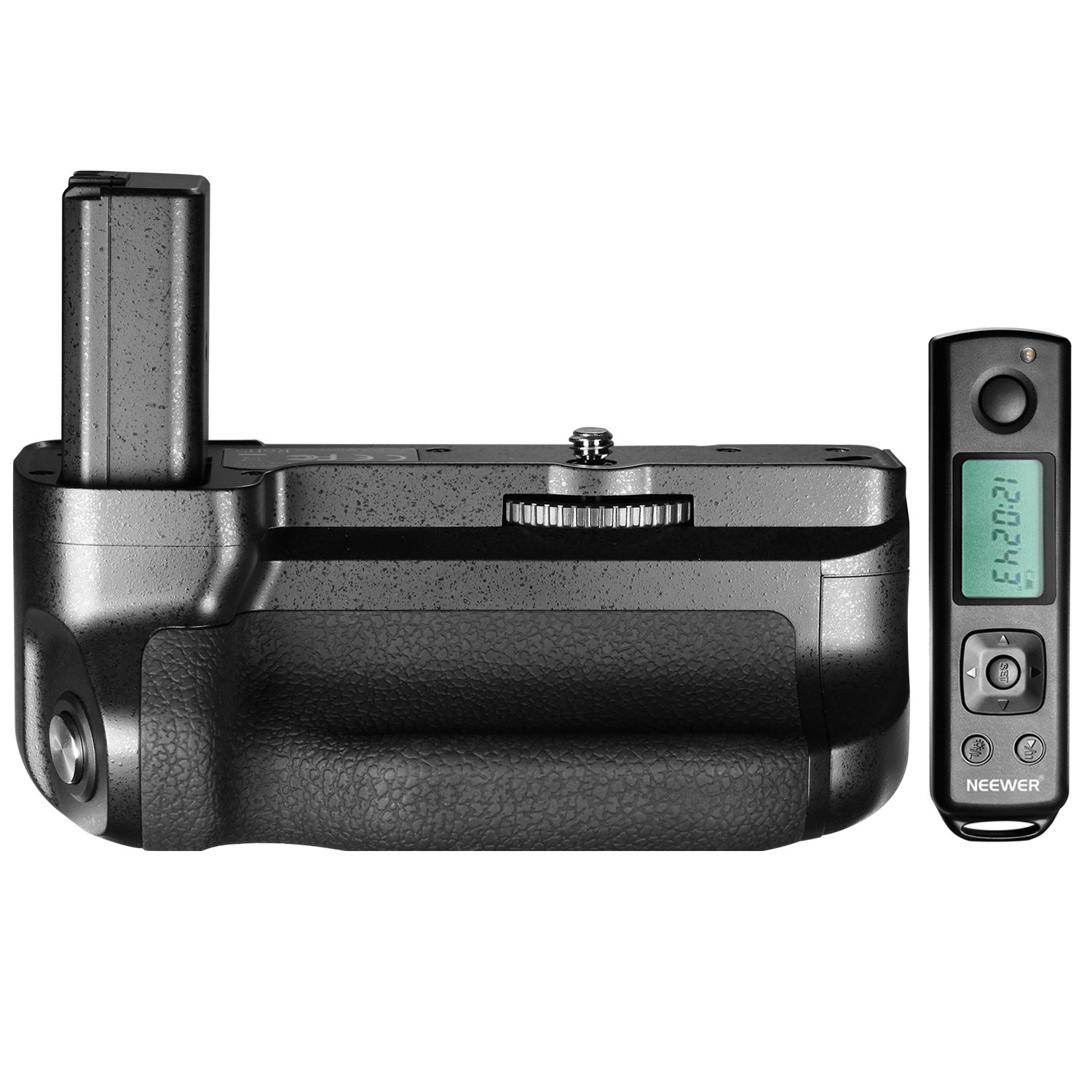 Neewer Grip   Control Remoto Para Sony A6500 Mirrorless