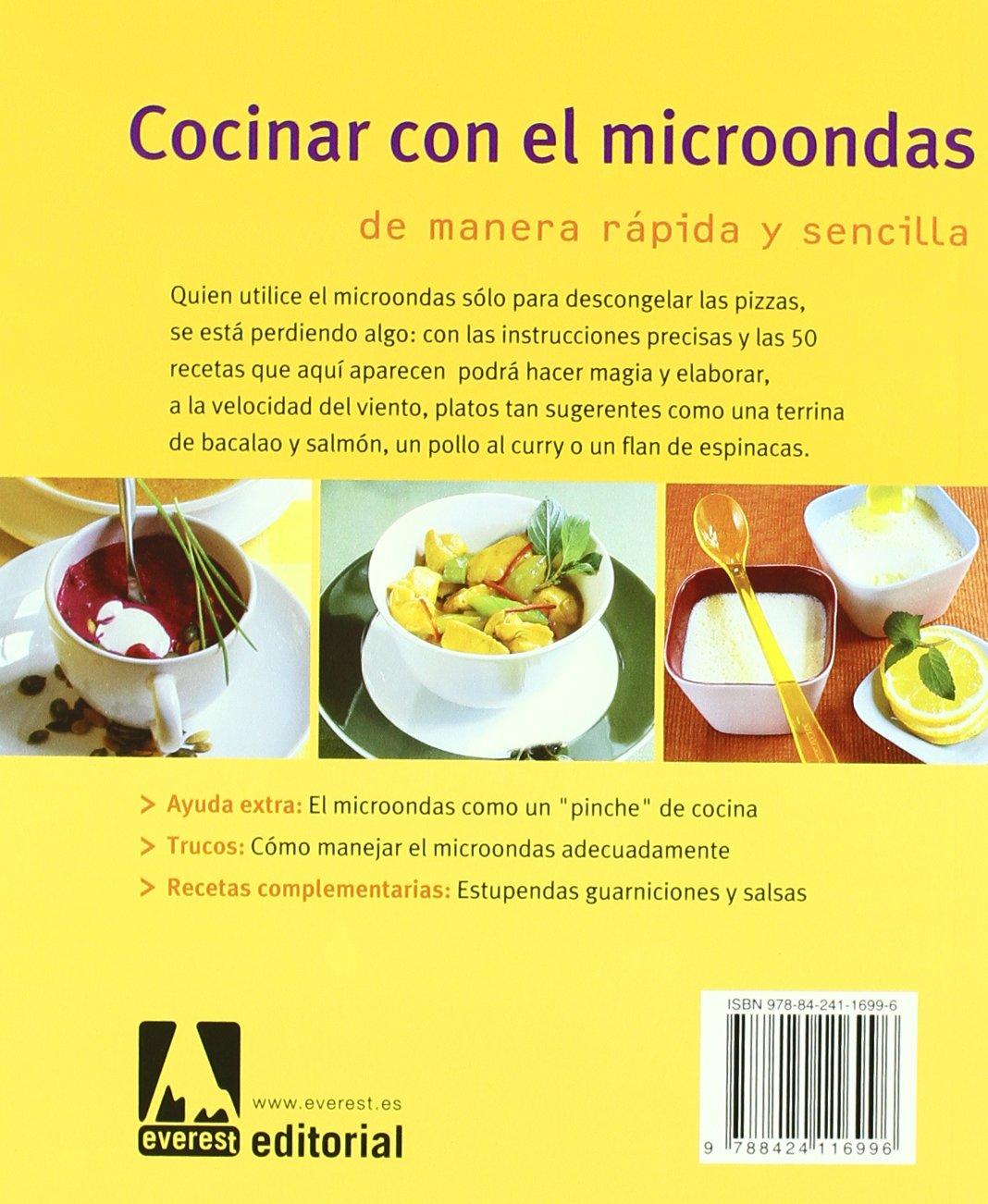 Cocinar con el microondas de manera rápida y sencilla Cocina ...