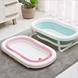 3-in-1 Baby Bathtub Portable Collapsible Toddler