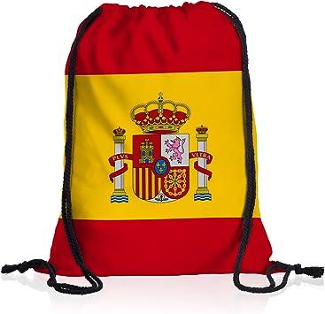 style3 España languidecer Bandera del país Nacional Bolsa Mochila ...