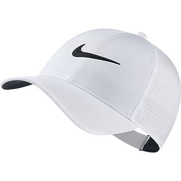Nike De Blanc 892721 Femme Unique Baseball blanco Casquette 100 HHO7frWqg