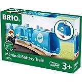 BRIO Airport Monorail Battery Train