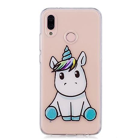 custodia huawei p20 lite unicorno