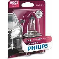 Philips Vision - foco para faros delanteros, 9003, Blanco cool