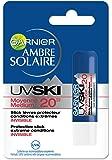 Garnier Ambre Solaire UV SKI Stick Lèvres Protecteur Invisible Conditions Extrêmes FPS 20 - Lot de 2