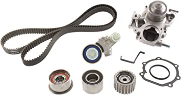 AISIN TKF-011 Engine Timing Belt Kit with Water Pump 1 Pack