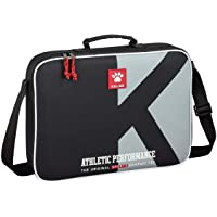 KELME Athletic Oficial Maletín, 38 Cm, Multicolor, Negro/Gris