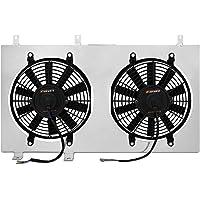 Mimoto mmfs-pre-97rendimiento Kit de ventilador de aluminio cubierta