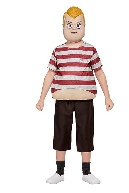 Smiffys 52236L - Disfraz oficial de Addams Family Pugsley: Amazon ...