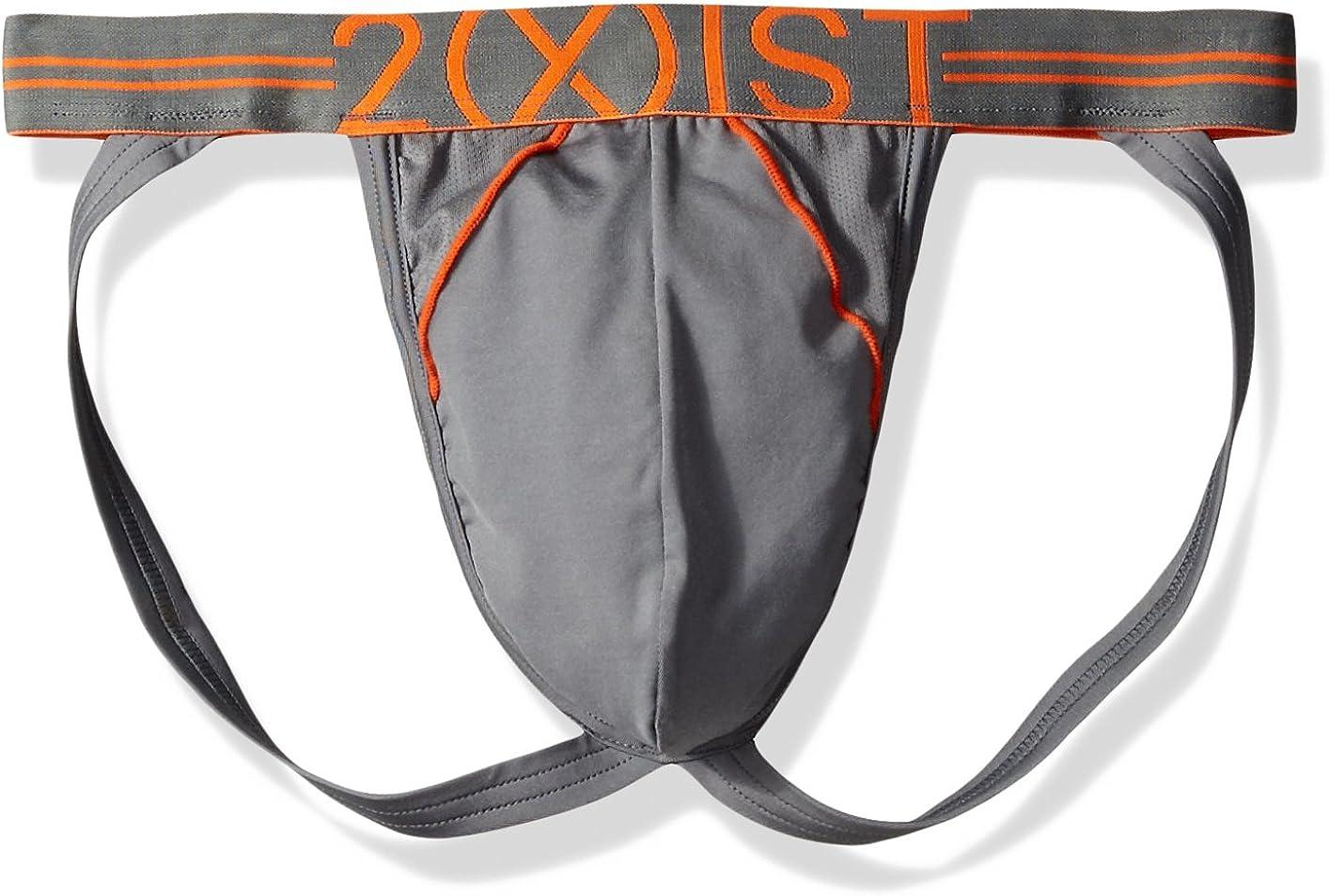 X IST Mens Sport Mesh Jock Strap 2