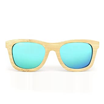cc1559deaa Polarized Wooden Bamboo Sunglasses by Tree People