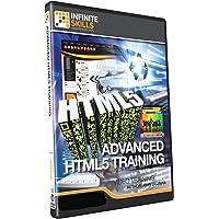 Advanced HTML5 Training DVD