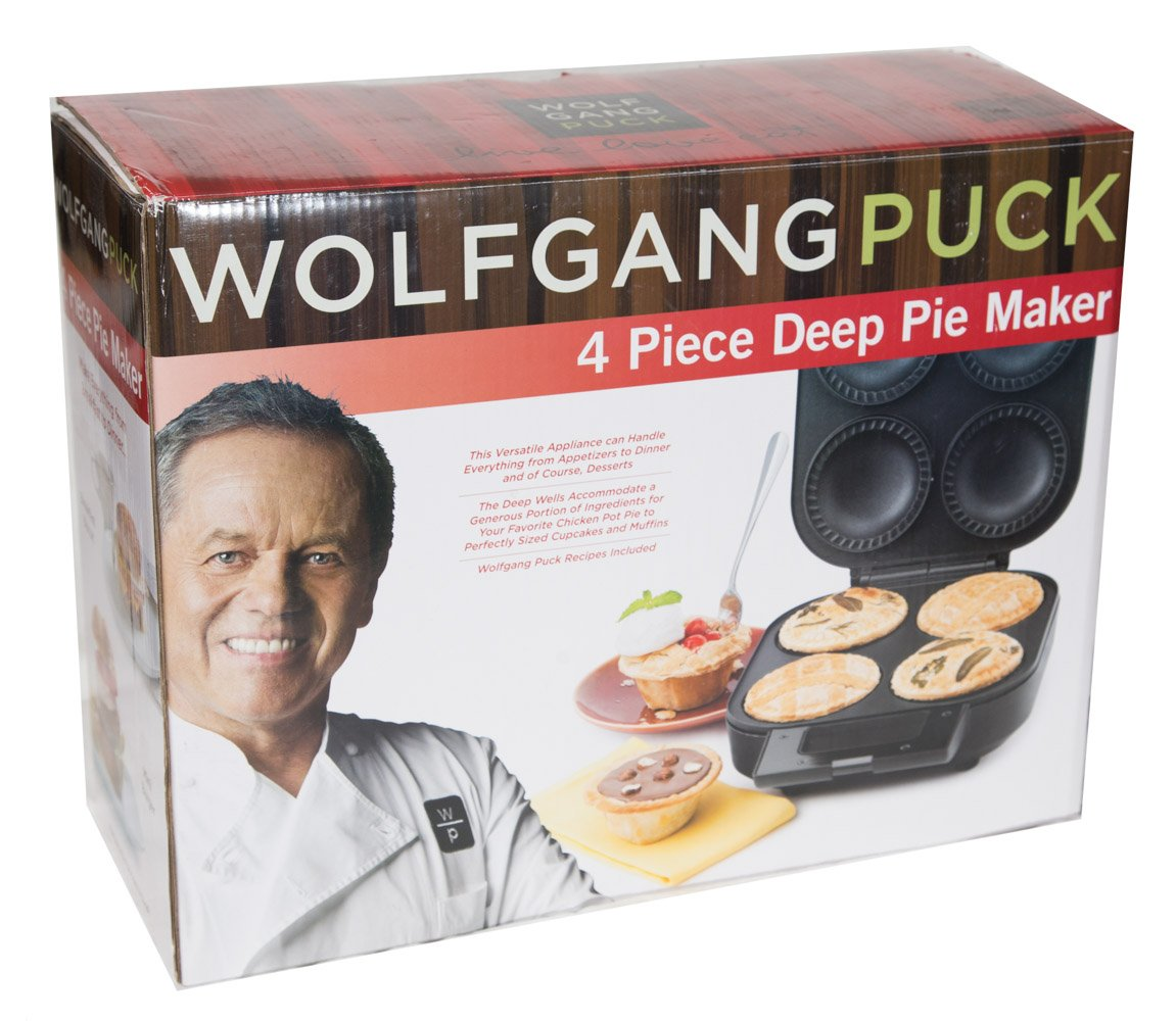 Wolfgang puck 9 inch pie maker recipes for Wolfgang puck pie maker recipes