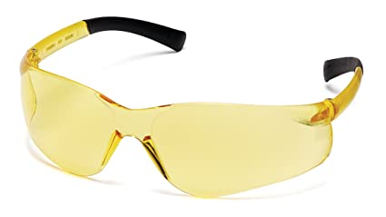 3537b22e9a Amazon.com  Pyramex Ztek Safety Glasses  Sports   Outdoors