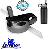 Le Futur Straw Lid - Cap For Hydro Flask Wide Mouth Sports Water Bottles - Fits 12oz - 64oz