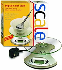 Product Club Digital Colour Scale