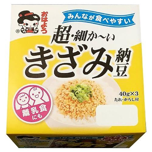 ヤマダフーズ 超・細か~いきざみ納豆ミニ