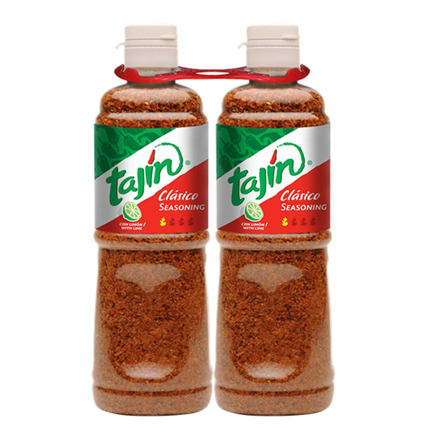 Tajín Clásico Seasoning 14 oz (pack of 2)