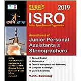 ISRO Junior Personal Assistants & Stenographers Exam Books 2018