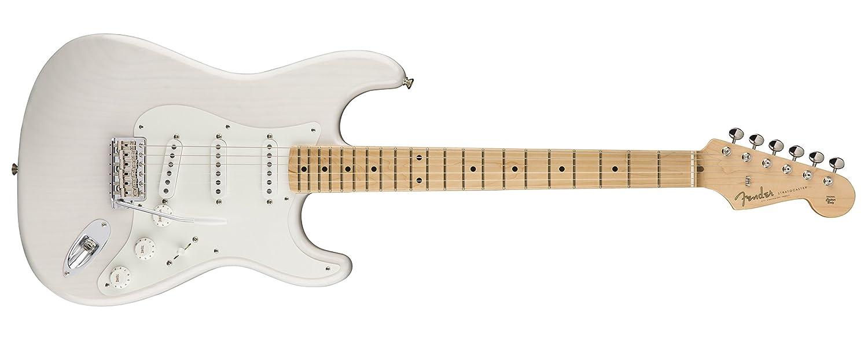 卸し売り購入 Fender Blonde エレキギター American American `50s Original `50s Stratocaster®, Maple Fingerboard, White Blonde B078KJVTSL ホワイトブロンド, ノン フローラル スタジオ:6f4fd55d --- timesheet.woxpedia.com