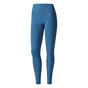 adidas Damen Ultimate Fit High-Rise Lange Tight, Mysrub, 2XS