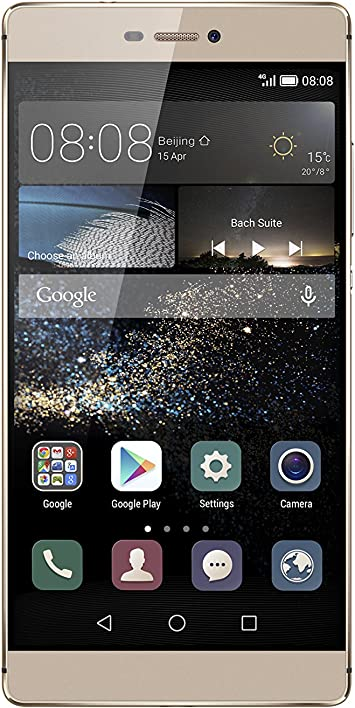Huawei P8 Premium - Smartphone libre de 5.2