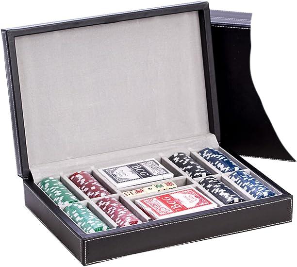 Professional 200 Piece Poker Set in a Stylish Aluminium Case